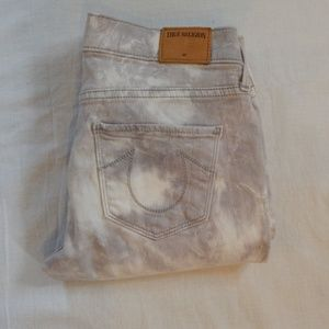 True Religion Halle Super Skinny Jeans Womens 25 1